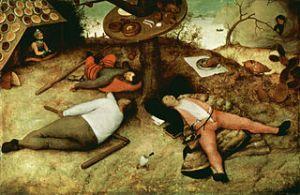 Pieter_Bruegel_Pays de Cocagne